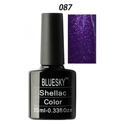 NEW!!! Гель лак Bluesky Nail Gel 087