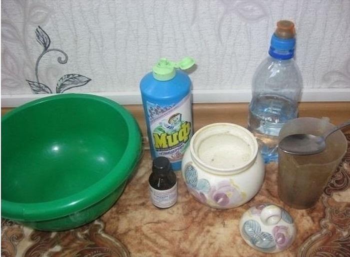 Как сделать мыльные пузыри в домашних условиях рецепт