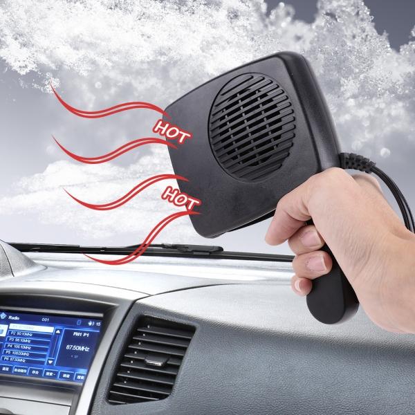 Как сделать фен в машину