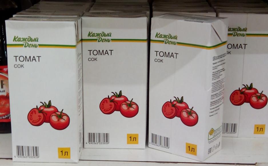 Томатная диета на томатном соке для похудения, меню
