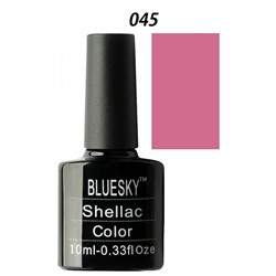NEW!!! Гель лак Bluesky Nail Gel 045